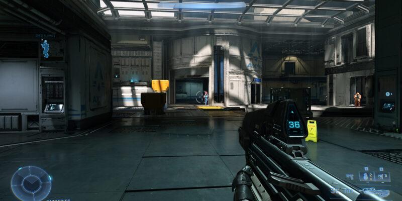 Новая бета-версия Halo Infinite работает лучше, чем предыдущая, но проблемы с производительностью и ошибки сохраняются