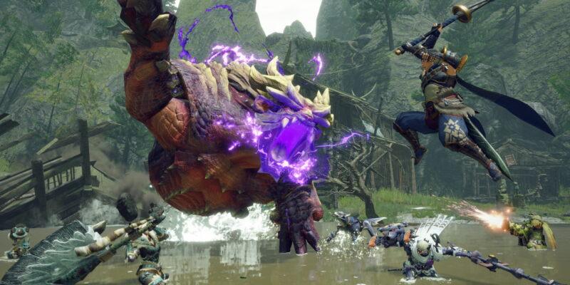 Monster Hunter Rise выйдет на ПК в январе, демоверсия выйдет в октябре