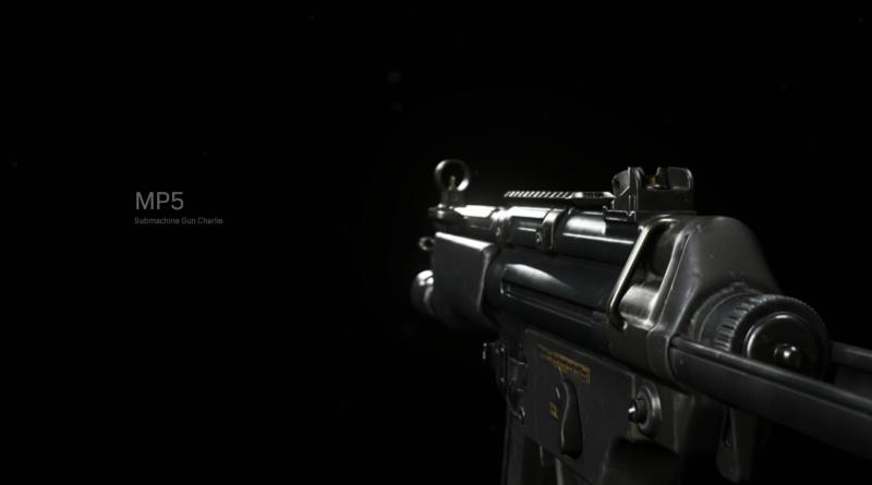 Лучшие загрузки MP5 в Call of Duty: Warzone и Modern Warfare