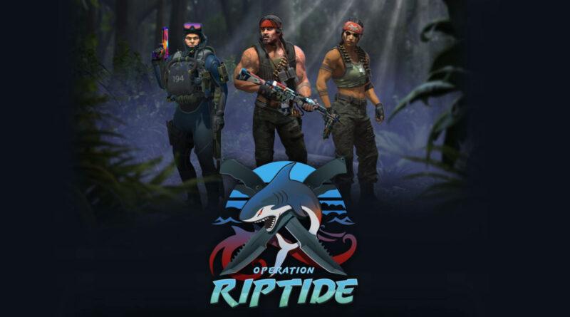 Когда закончится операция Riptide в CS: GO?