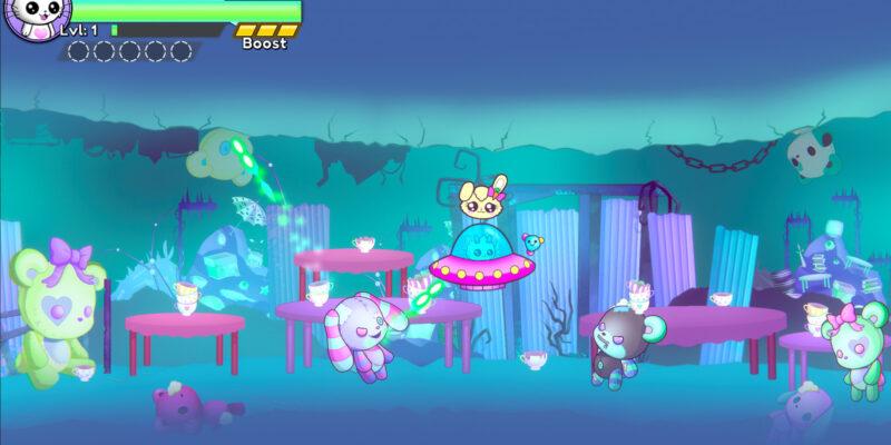 Красочное приключение Флюфи с милой фигурой уже доступно в Steam