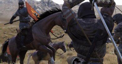 лучшие лошади Mount & Blade 2