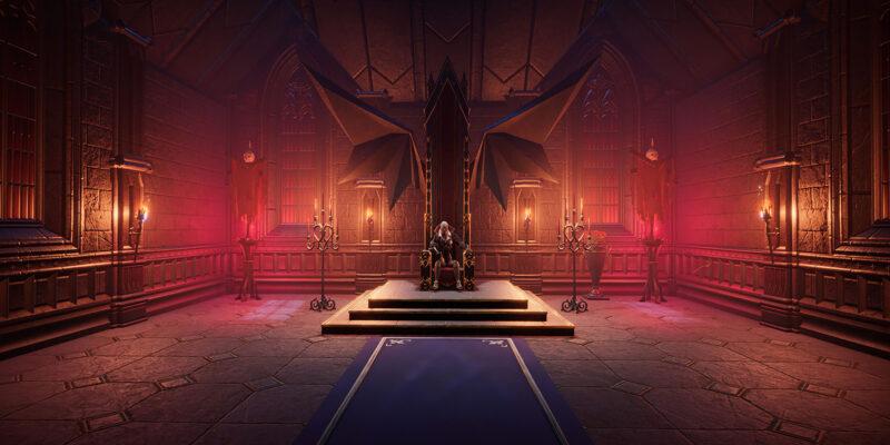 Сообщение разработчика V Rising о новом игровом процессе и вашем вампирском обществе