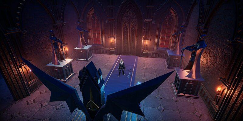 V Rising: игра на выживание вампиров в открытом мире получила новый игровой трейлер