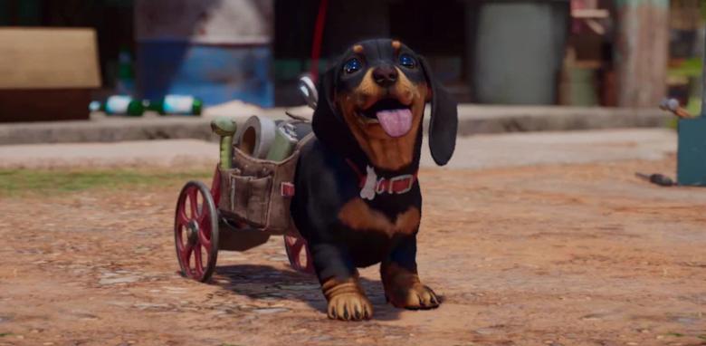 Гайд по Far Cry 6 Chorizo amigo: как получить собаку-собаку-сосиски