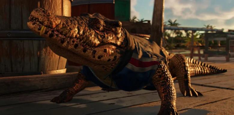 Гайд по Far Cry 6 Guapo amigo: как получить крокодила-компаньона