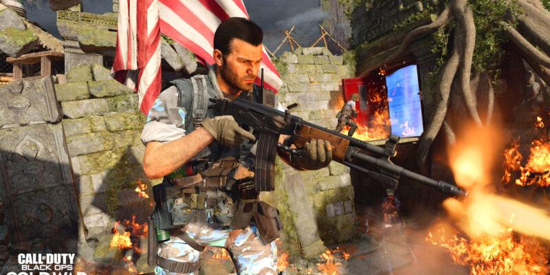 Лучшие насадки для штурмовой винтовки Grav в Black Ops Cold War