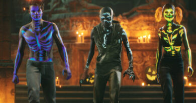 Bloodhunt получает первое крупное обновление с актом 2 на тему Хэллоуина