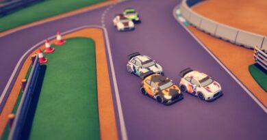 Обзор Circuit Superstars - Игрушечная атака на время