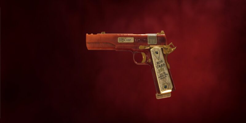 Far Cry 6: как получить пистолет Blood Drunk на вилле Хосе