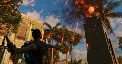 Far Cry 6 Нарисуйте город История Ярана: где найти статуи Габриэля