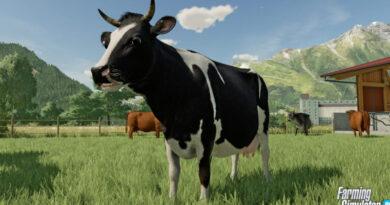 Farming Simulator 22 отвечает на зов дикой природы новыми, обновленными животными