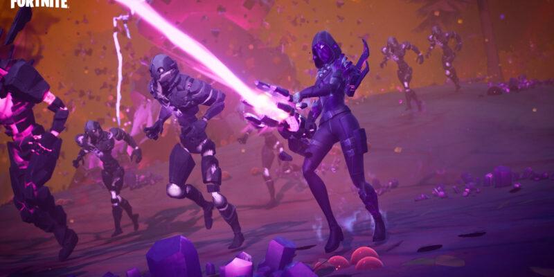 Лидер Fortnite поделился подробностями о легендарном оружии боссов