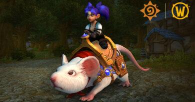 Как получить маунта Sarge в World of Warcraft