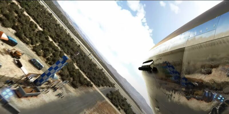 Microsoft Flight Simulator демонстрирует полный пакет Reno Air Races