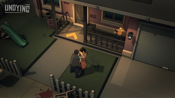 Undying - игра о матери и ее сыне, которая скоро выйдет в Steam