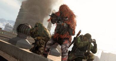 Лучшее оружие в Call of Duty: Warzone