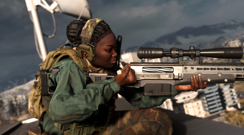 Лучшие загрузки для Call of Duty: Warzone