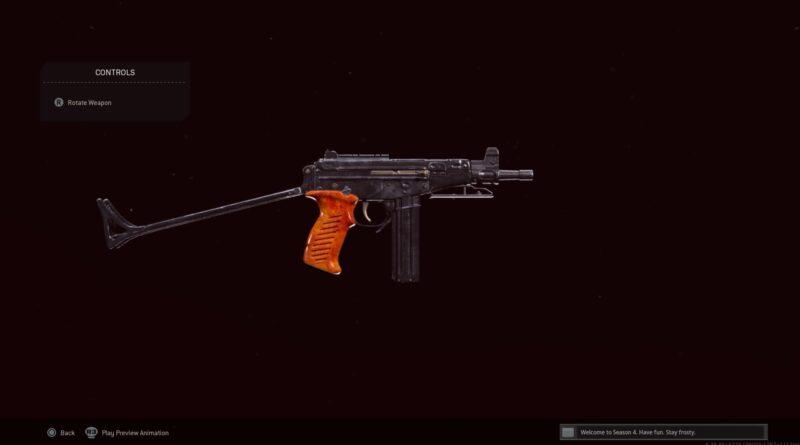 Лучшее снаряжение OTs 9 в Call of Duty: Warzone