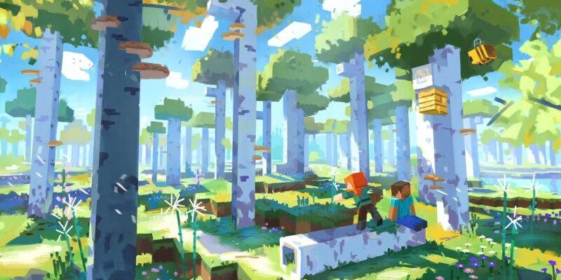 The Wild - это следующее большое обновление для Minecraft, которое выйдет в 2022 году с лягушками, биомами и многим другим
