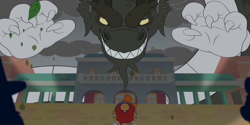 Обзор Rainbow Billy: The Curse of the Leviathan - Рассказ о дружбе